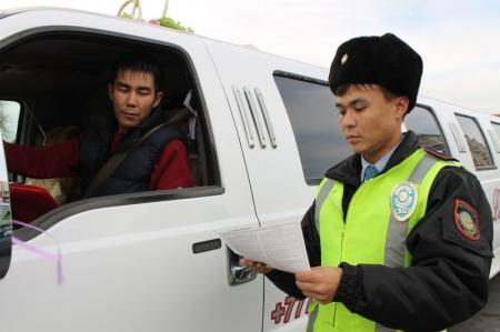 В Мангистау стартовала «Неделя безопасности дорожного движения»