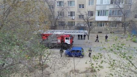 Спасатели Актау спешат на помощь (фото)