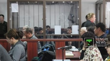 Подсудимый по делу о Хоргосе Курманалиев пояснил происхождение своих миллионов