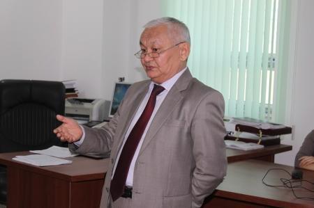Алтынбек Акмурзаев: Необходимо вернуть базе ОРСа Актау функции, которые она выполняла в советские времена