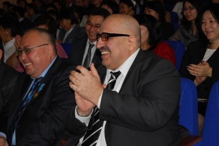 В Актау отметили день финансиста