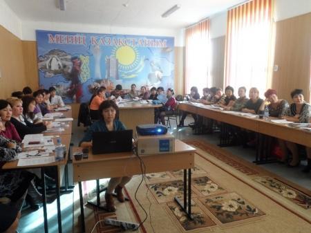 В Актау центр «Дом без насилия» провел семинар для представителей сферы образования и школьных участковых