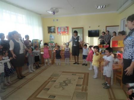 День открытых дверей организовали детские сады поселка Курык
