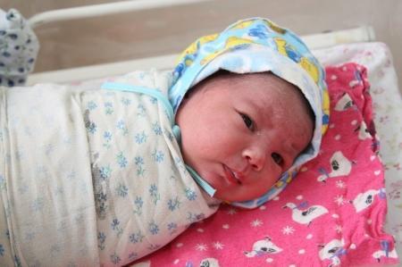 В Актау за неделю родилось более 80 малышей