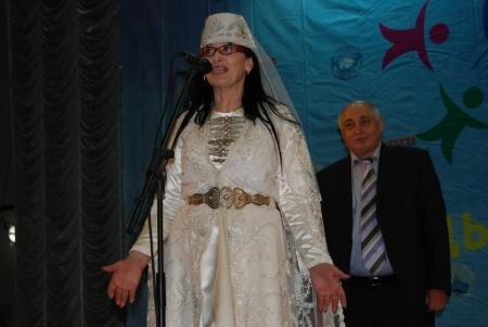 В Актау прошел фестиваль «Под одним Шаныраком»