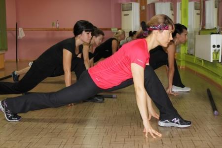 Аэробика — здоровье в движении