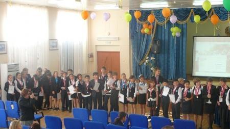 Учащиеся физико-математического лицея №7 города Актау завоевали 50 медалей на международной олимпиаде школьников