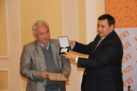 Жанабай Суиндиков избран председателем регионального совета Палаты предпринимателей Мангистау