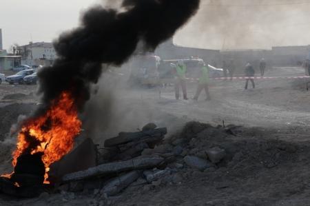 В Актау прошли республиканские командно-штабные учения «Қыс 2013»
