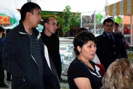 Прокурор Актау встретился с местными бизнесменами