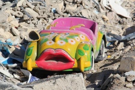 Слайд-шоу: На руинах Акботы