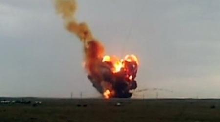 Казахстан требует от РФ компенсации за падение Протона-М