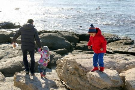 Фотопост: Первый лебедь 2013 или выходные в городе у моря