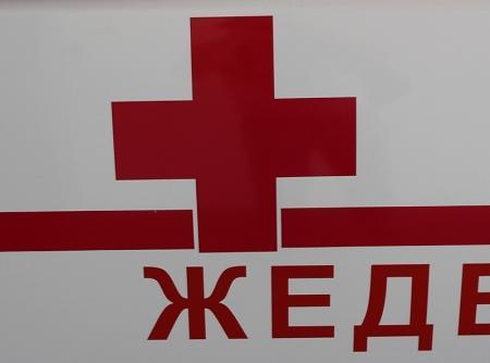 В Актау в результате дорожной аварии пьяный пешеход получил тяжелые травмы