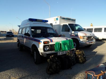 Ануар Чужегулов: К чрезвычайным ситуациям в зимний период мы готовы