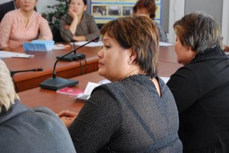 В Актау подвели итоги проекта по разъяснению сельскому населению Закона о медиации