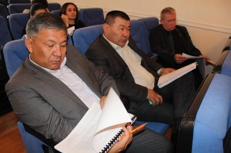 Ада Ким: В Актау начнется замена внутримикрорайонных тротуаров