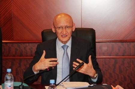 Б.Жамишев: Я не уполномочен давать какие-то окончательные решения