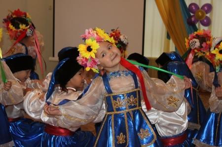 Пять лет исполнилось детской дошкольной ассамблее Актау