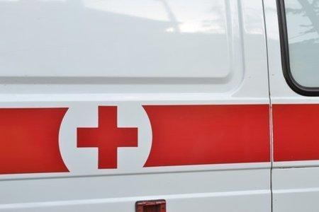 В дорожной аварии в Акшукуре пенсионер получил тяжелые травмы