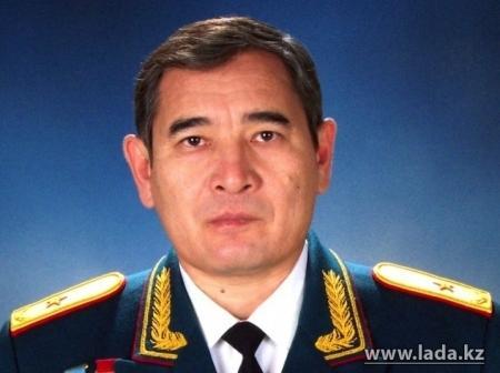 Генерал-майор Ильясов осужден на 13 лет лишения свободы