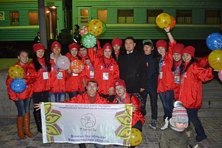 Таланты Мангистауской области завоевали две серебряные и бронзовые медали на Дельфийских играх