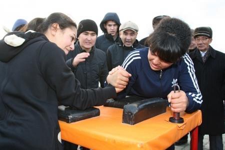 В первый день зимы в Актау открыли новую набережную