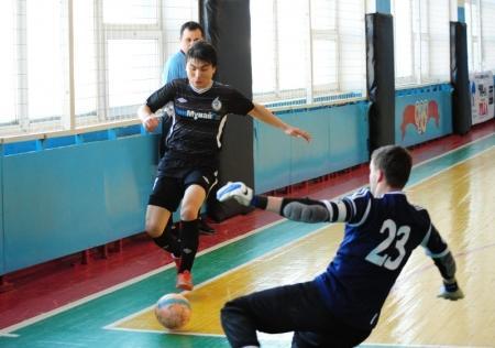 Жанаозенский «ОзенМунайГаз» поднялся на третье место в чемпионате Казахстана по мини-футболу