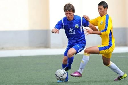 Футбольный клуб «Каспий» начал подготовку к новому сезону