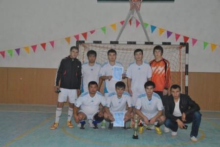Мунайлинская прокуратура выиграла соревнования по мини-футболу