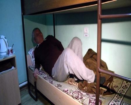 В Актау открылся ночлежный дом для БОМЖей