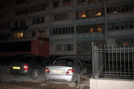 Хаям Амирбеков: В Актау бесконтрольная парковка у жилых домов и магазинов мешает работать  пожарным