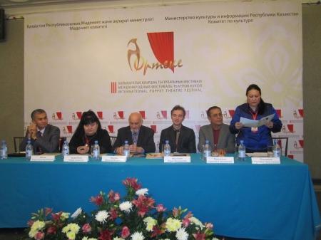 Мангистауский театр кукол завоевал победу в двух номинациях на фестивале «Ортеке»