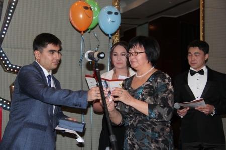 Профессиональное жюри и  народные эксперты наградили лучшие интернет-сайты Мангистауской области