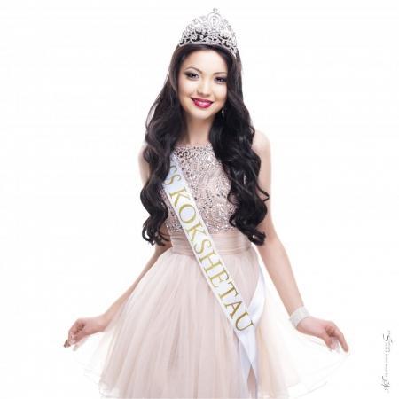 """""""Мисс Казахстан-2013"""" стала девушка из Алматы"""
