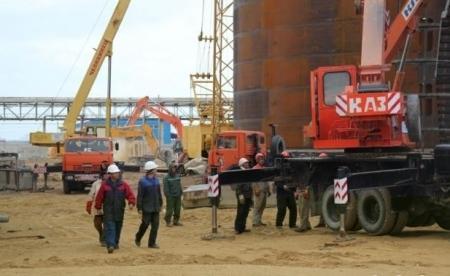 На Актауском битумном заводе принята нефть для последующего получения первой партии битума