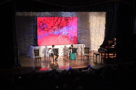 В Жанаозене прошёл вечер классической музыки