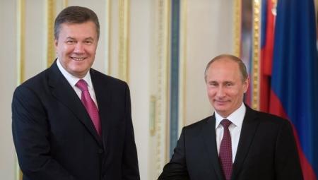 Песков: Путин и Янукович в Сочи не говорили о вступлении Украины в ТС