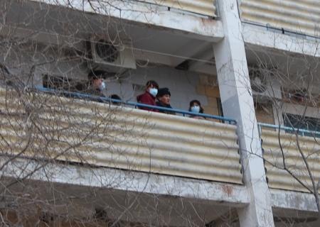 В 5 микрорайоне Актау  обнаружен труп пенсионерки