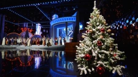 Треть казахстанцев встретят Новый год с российскими телеканалами