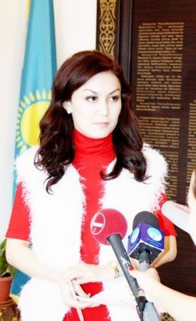 Алия Шермагамбетова: В Актау задержаны подозреваемые в нанесении ранений травматическим оружием двум девушкам