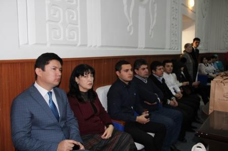 В Актау почтили память Гейдара Алиева