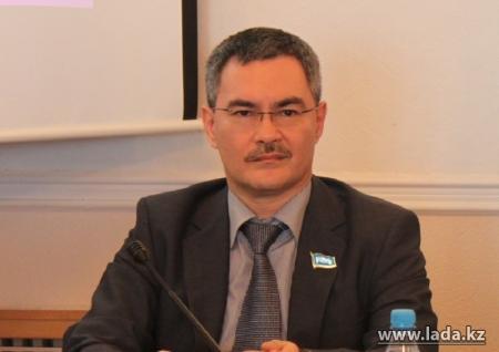 Серик Оспанов рассказал о ходе строительства участка автодороги «Бейнеу-Шетпе»