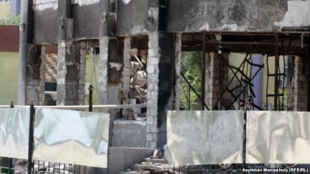 Поминки по погибшим жанаозенцы проведут в Тенге