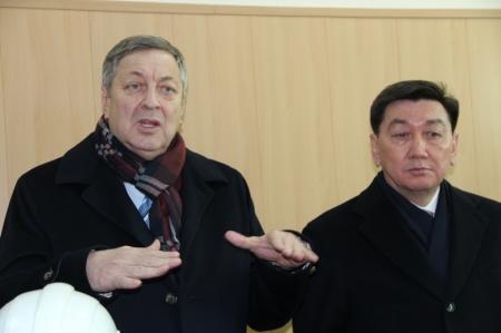"""""""МАЭК-Казатомпром"""" запустил в эксплуатацию новую опреснительную установку"""