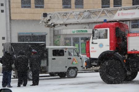"Ратбек Демеуберген: Бомба в бизнес-центре ""Звезда Актау"" не обнаружена"