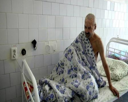 Григория Овсиенко поместили в хирургическое отделение Мангистауской областной больницы