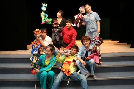 Мангистауский театр кукол начнет показ новогодних спектаклей с 22 декабря