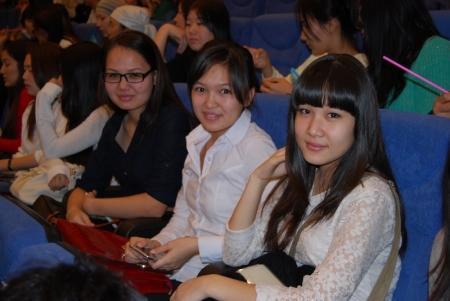 В Актау состоялось награждение молодых специалистов