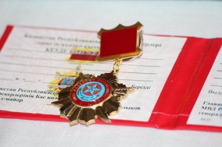 В Актау солдаты и офицеры воинской части 6656 переходят на усиленный вариант несения службы